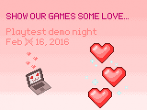 Show our games some love!